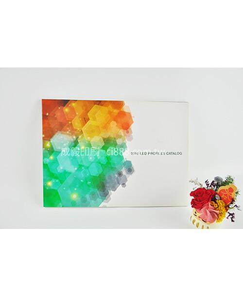 高雄印刷 - 橫A4 膠裝書-相片書印刷設計