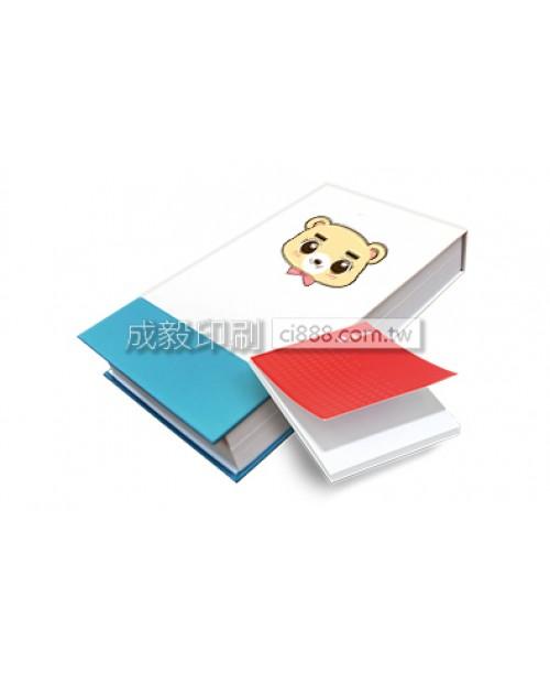 高雄印刷 - 便條紙A5書型-便條紙系列設計-客製化印刷創意設計