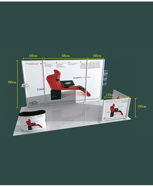 高雄印刷-特展3x6-C型- 特展系列製作-大圖展示器材製作