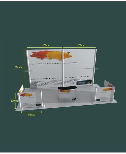 高雄印刷-特展3x6-D型- 特展系列製作-大圖展示器材製作