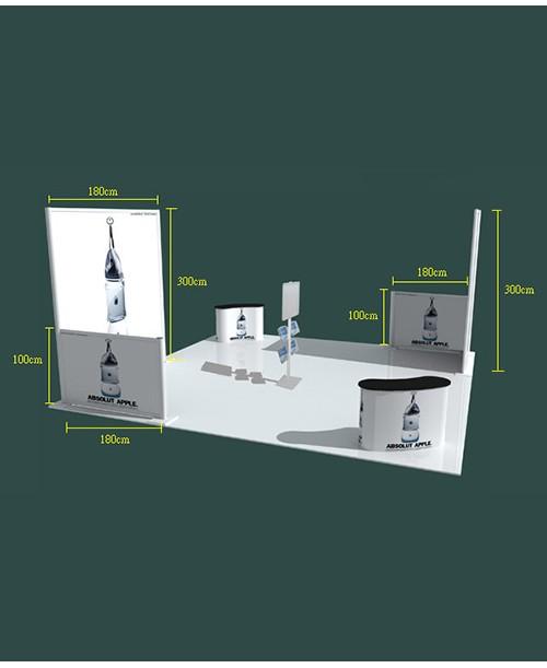 高雄印刷-特展6x6-C型- 特展系列製作-大圖展示器材製作