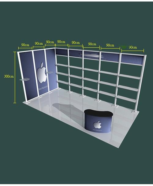 高雄印刷-特展6x6-D型- 特展系列製作-大圖展示器材製作