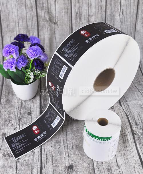 高雄印刷 - 連續貼紙-貼紙設計印刷