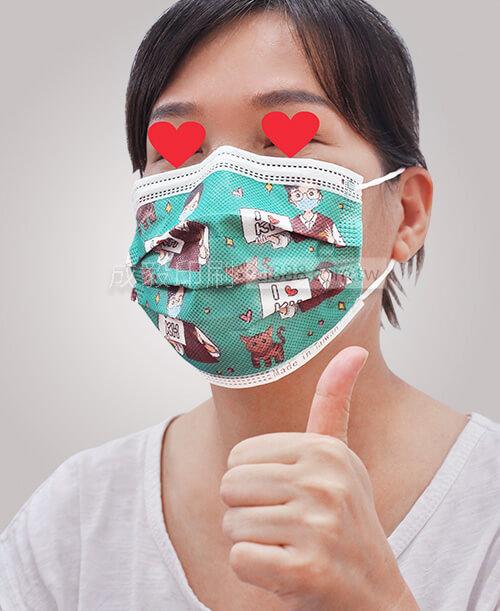 高雄印刷 - 口罩-防疫好物設計印刷