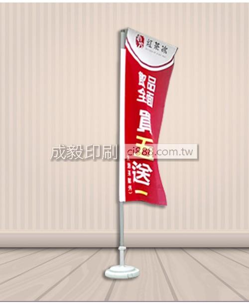 高雄印刷 - 桃太郎旗(關東旗)-布旗製作