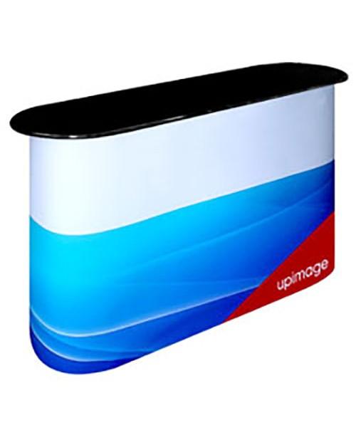 高雄印刷-拉網促銷台-促銷桌印刷製作-單面彩色印刷-客製化印刷創意印刷設計