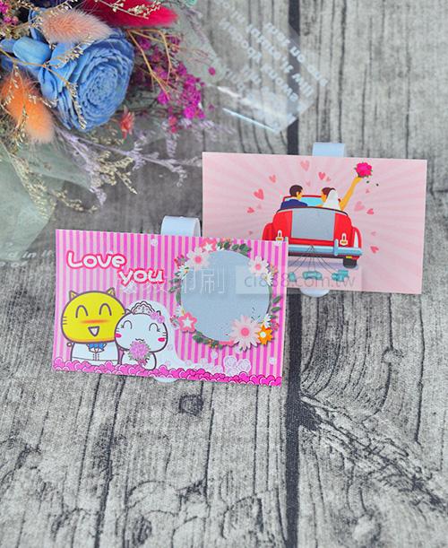 高雄印刷 - 婚禮刮刮卡-婚禮小物設計印刷